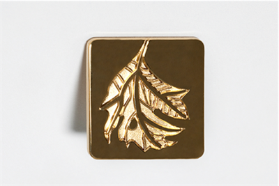 RTS 2300 Leaf & Teardrop Lapel Pin (w/o stone)